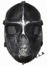 eoutlet E.L.A -NZ Store- - ARMY OF TWO Full Face Airsoft ...